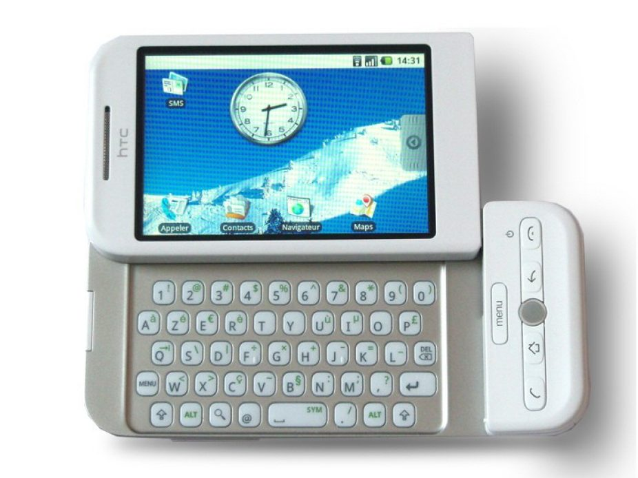 Handy HTC Dream
