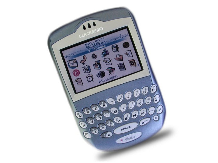 Handy Blackberry Quark 6210