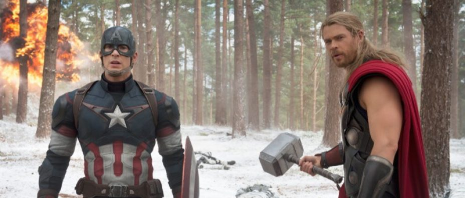 Entertainment The Avengers – Age of Ultron