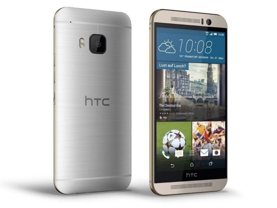 Handy HTC One M9