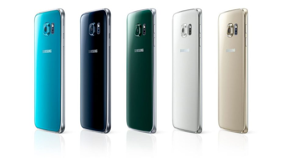 Handy Samsung Galaxy S6 Edge