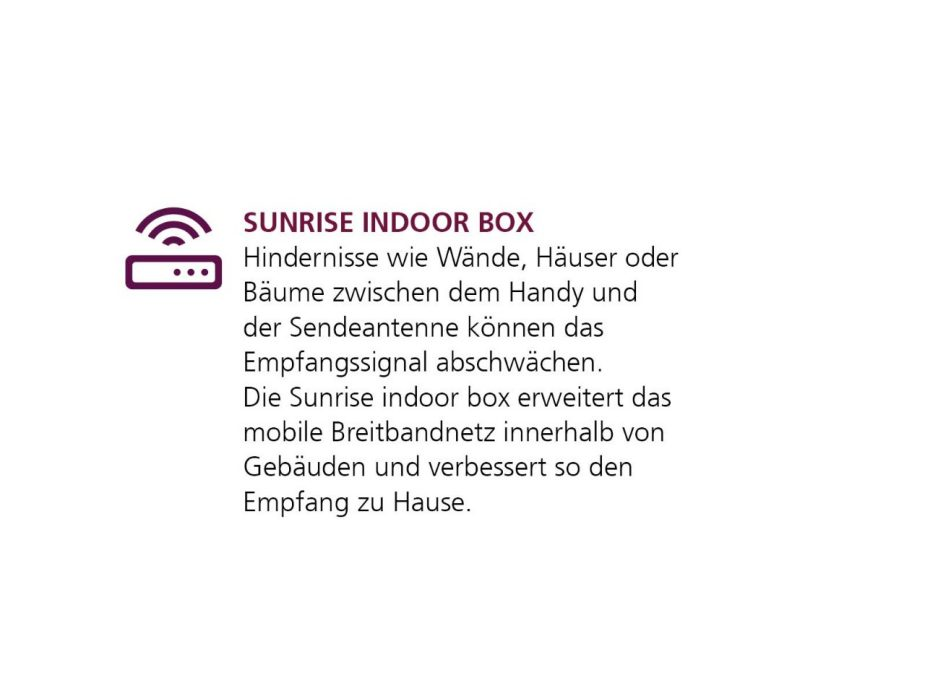 Sunrise Indoor Box