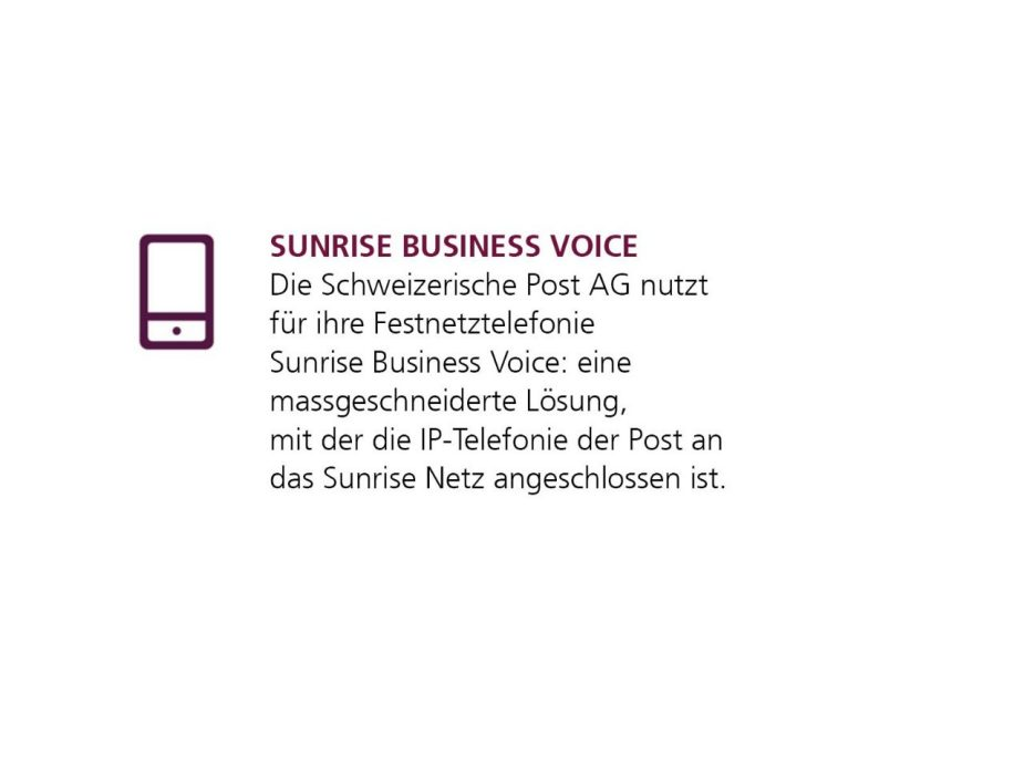 Sunrise Business Voice