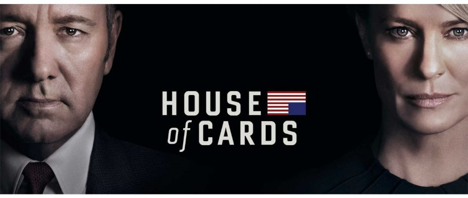 House of Cards: Serie Staffel 4 der Erfolgsserie