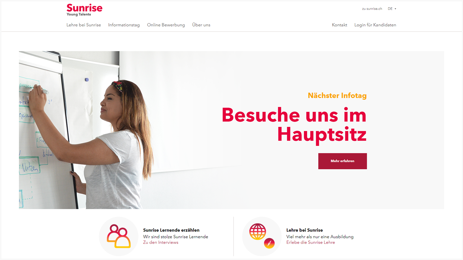 new website look new_rebrush_sunrise_young_talents_logo_image_1600x900 - Real Online Bewerbung