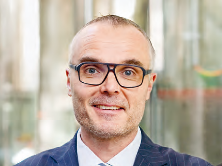 Markus Naef - Chief Commercial Officer de Business Sunrise