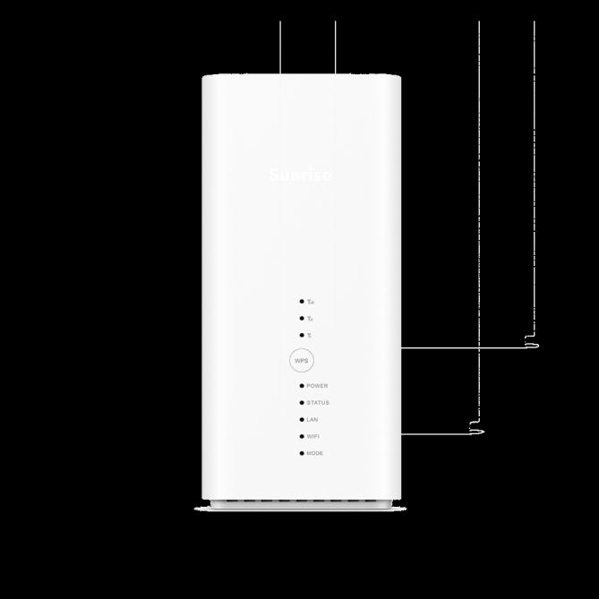 Sunrise Sunrise 4G+ WiFi Tower